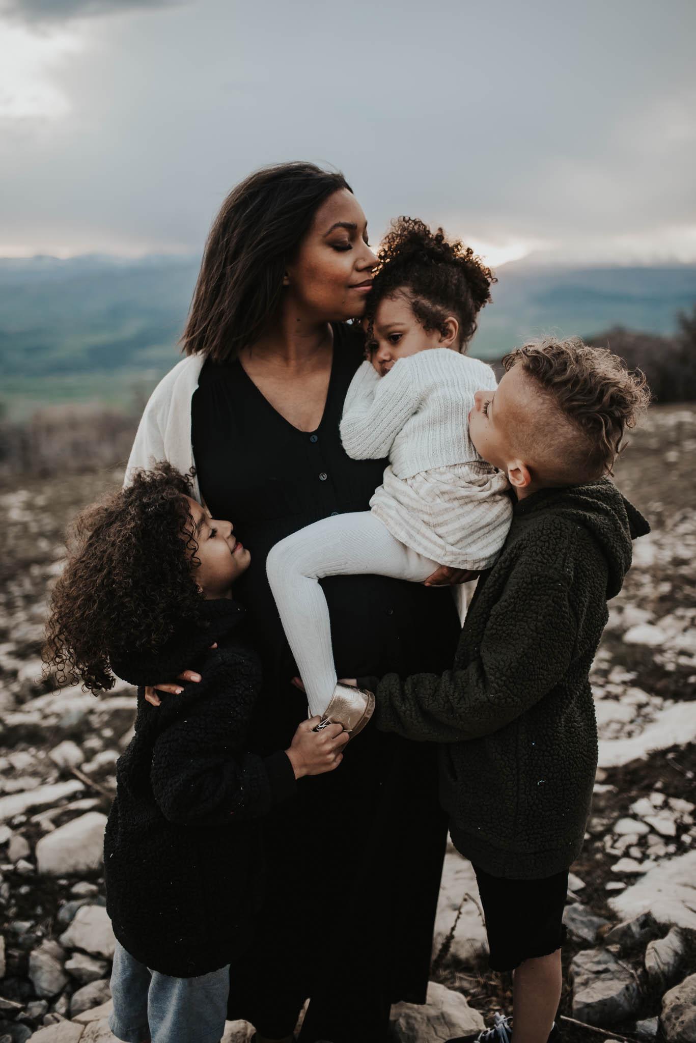 Intimate Motherhood, Fairview, Utah.