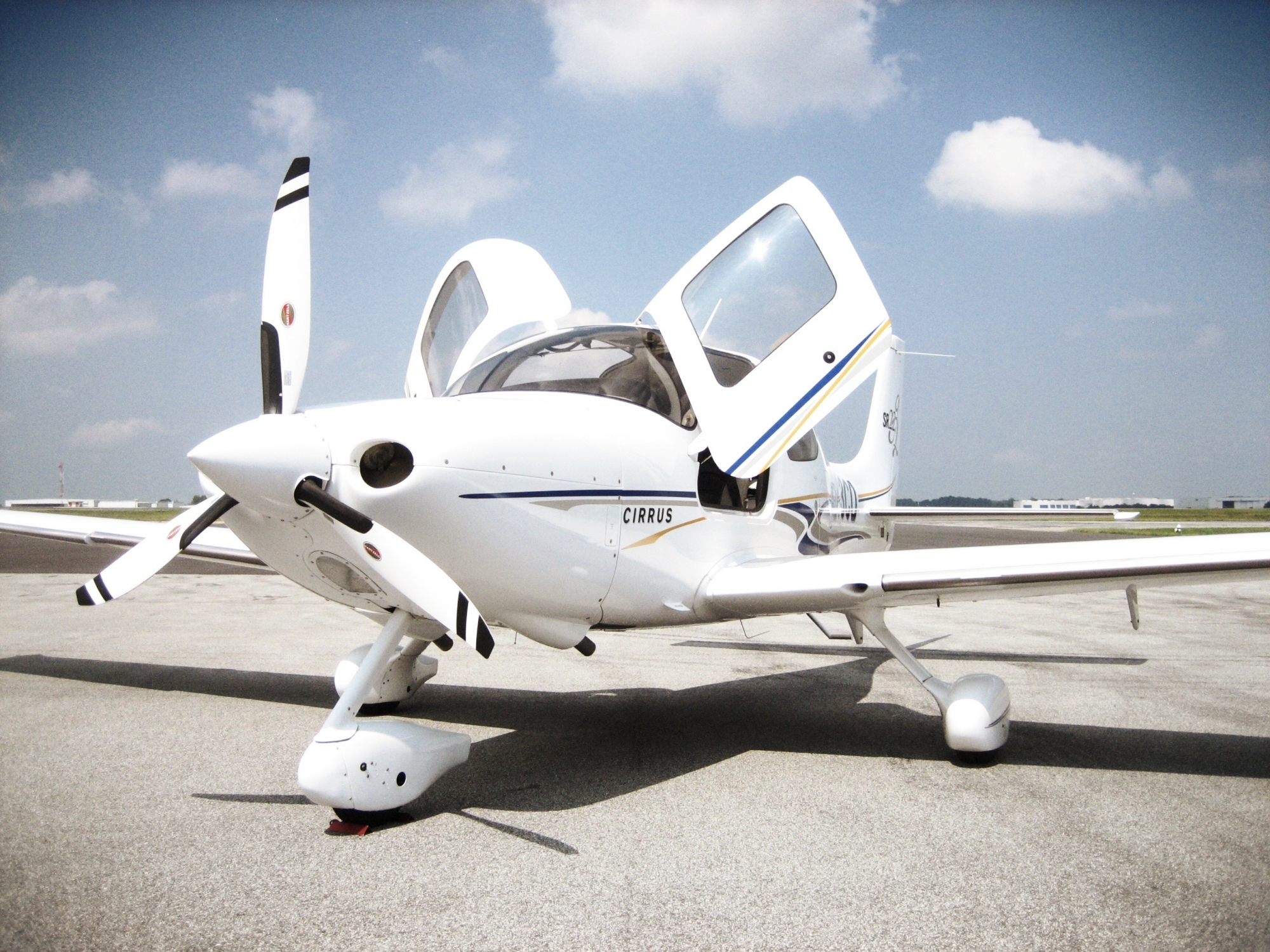 We are an Authorized Cirrus Service Center - For all of your maintenance needs and upgrades for your cirrus aircraft, we proudly