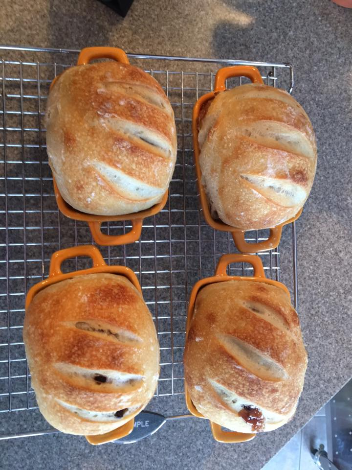 Only one or two in your household? Down size your loaves