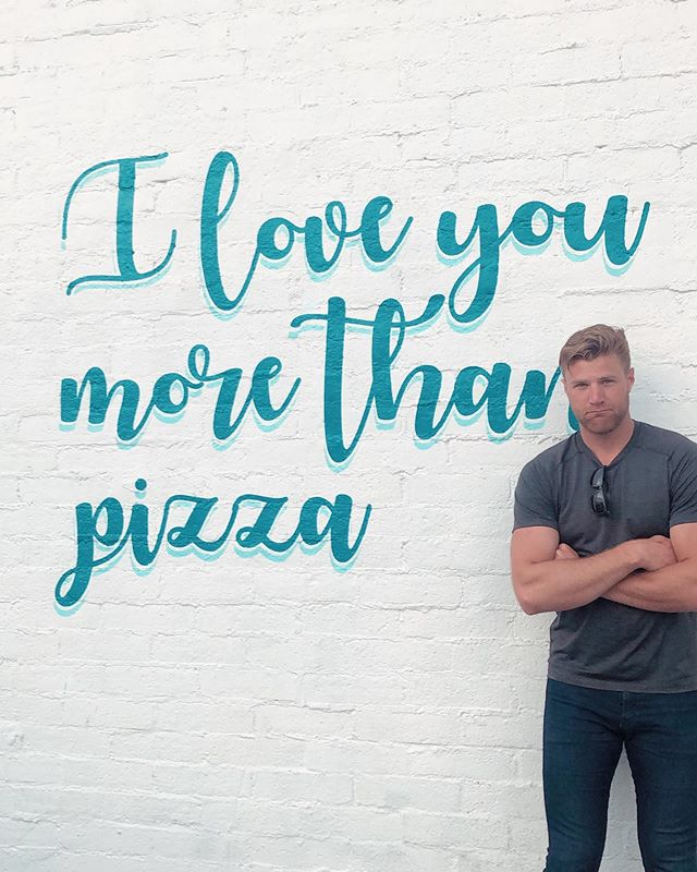 Always been more of a calzone guy anyways . . #love #pizza #loveyoumorethanpizza