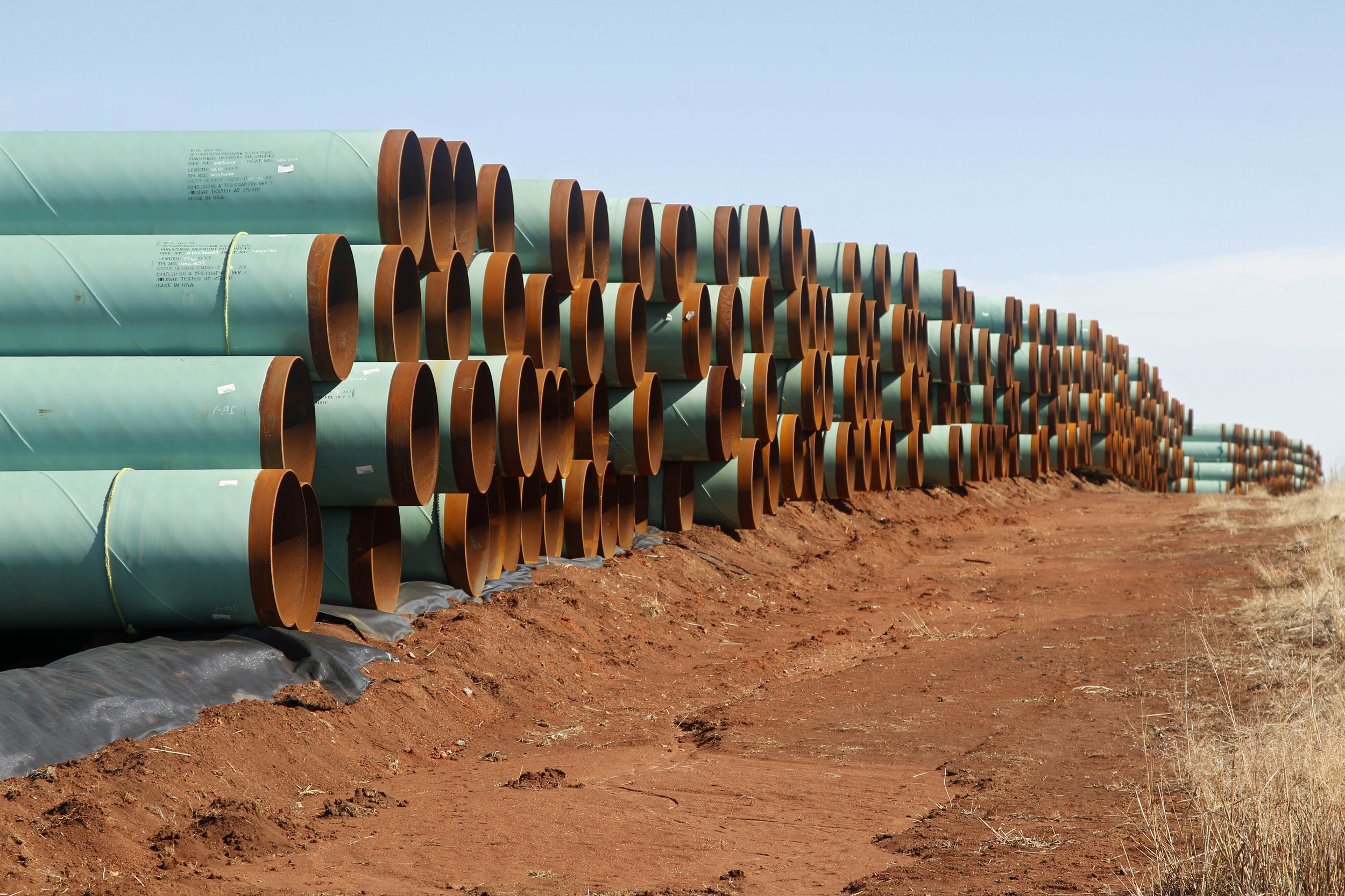 The trans mountain pipeline and tanker project - If approved, this toxic project would send hundreds of thousands of barrels per year of tar sands oil from northern Alberta to the Pacific coast, where it would be loaded onto massive oil tankers and shipped down the coast.