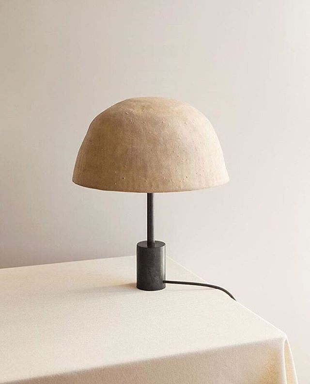 @Incommonwith Dome table lamp - I have my eyes on you...⁣⠀ ⁣⠀ x Tali