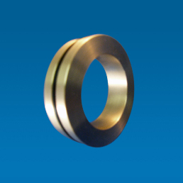 BRONZE RESTRICTION BUSHING
