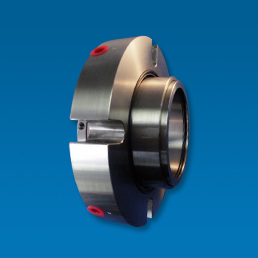 A factory assembled, pressure tested, multi spring, balanced cartridge seal which utilizes Quench & Drain ports for pumped fluids that can harden or crystallize. This low profile seal fits all ANSI pumps without modification.