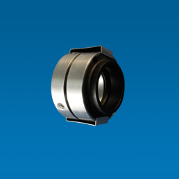 The Exact-A-Chem seal is an outside mounted rotary seal designed to seal corrosive fluids. No metal parts of the R6 are in direct contact with the pumped fluid.
