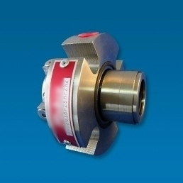 A factory assembled, pressure tested, double cartridge seal suitable for pumps, agitators and mixers. Utilizes a barrier fluid to prevent leakage of toxic, hazardous and corrosive fluids to atmosphere.