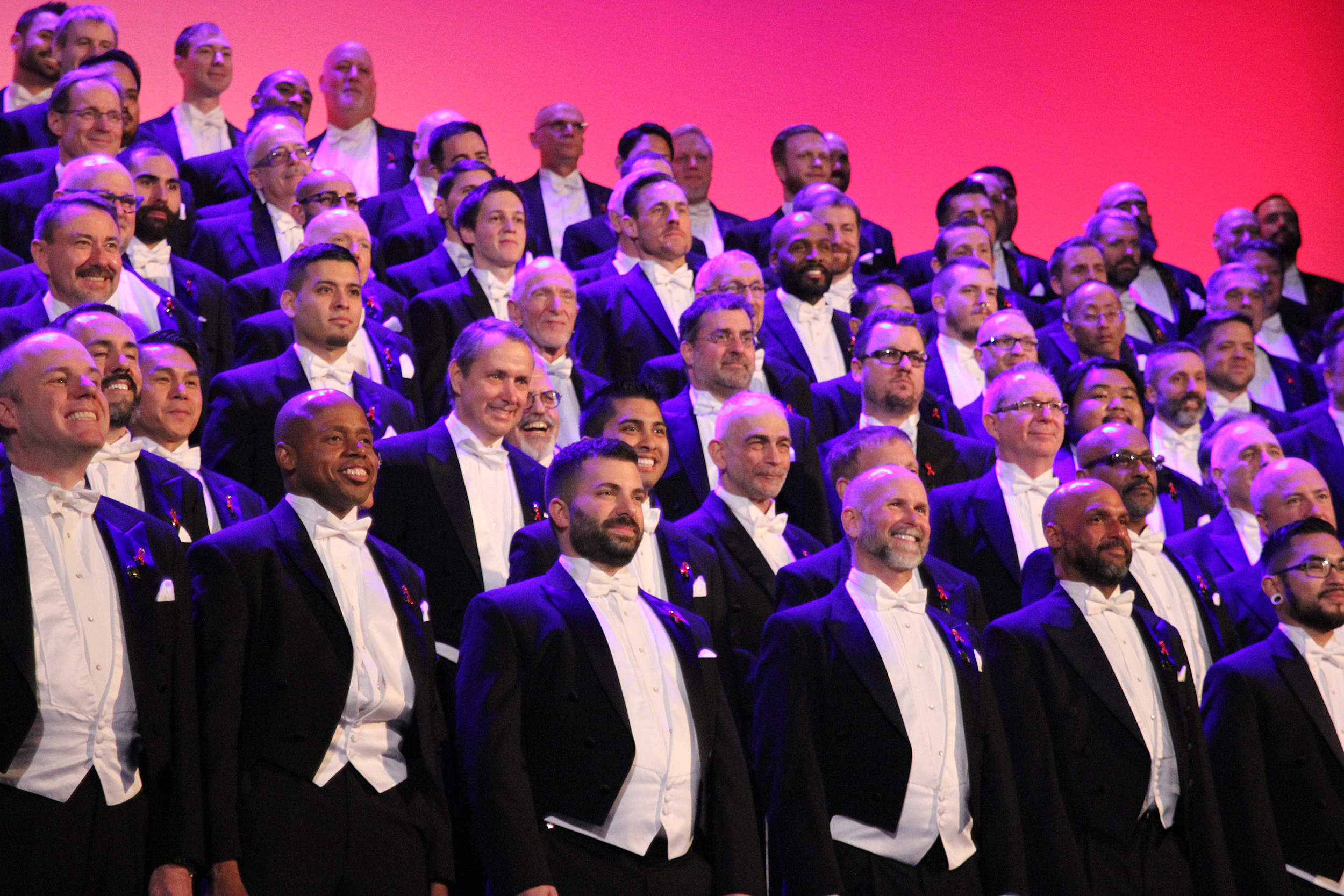 'Stellar' Support Outranks All the Rest - A CUSTOMER SUCCESS STORY WITH THE SAN FRANCISCO GAY MEN'S CHORUS