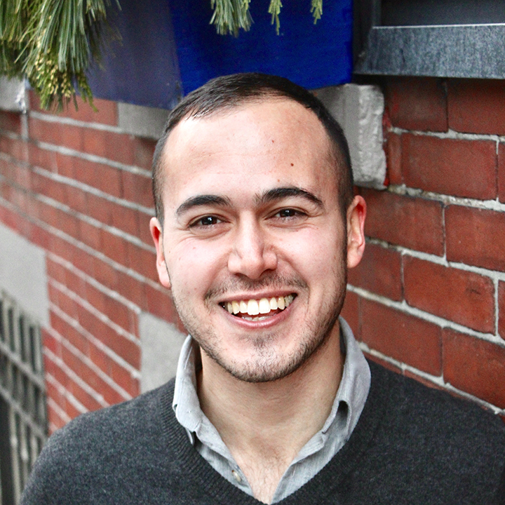 Jacob Levine    Founder & CEO   A lifelong choir nerd and tech geek, Jacob loves marrying his passions to help make life easier for fellow choral singers. In his free time, he enjoys playing volleyball, singing with the NYC Gay Men's Chorus, and solving jigsaw puzzles.
