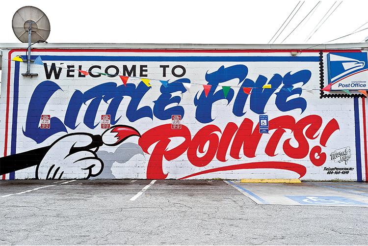 Little 5 Points Atlanta - www.Little5PointsAtlanta.com