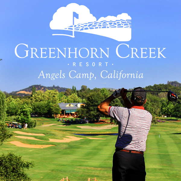 Greenhorn Golf Course   Phone: 888-736-5900  711 McCauley Ranch Rd, Angels Camp