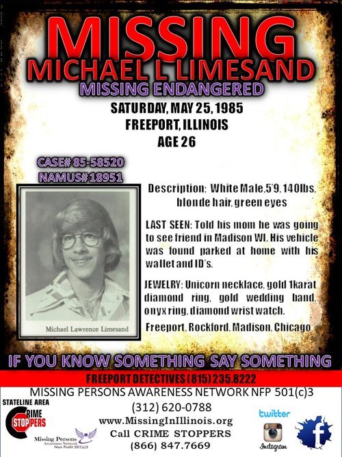 Missing Persons Awareness Network NFP 501(c)3