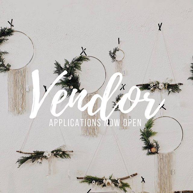 2019 VENDOR APPLICATIONS ARE LIVE! ✨  We're excited to start planning for our second Night Market, an evening of artisan craft, food + music and we're ready to hear from you!  We are returning on November 29th from 6-10pm, as a festive after hours @mcminnvillemarket event 🌙  Applications are LIVE 👏🏼 A ton more info to come, but for now if you are interested in applying to this year's market please visit the link in bio!