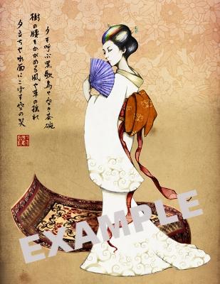 NYOKO, COMMISSIONED BY JASON B.