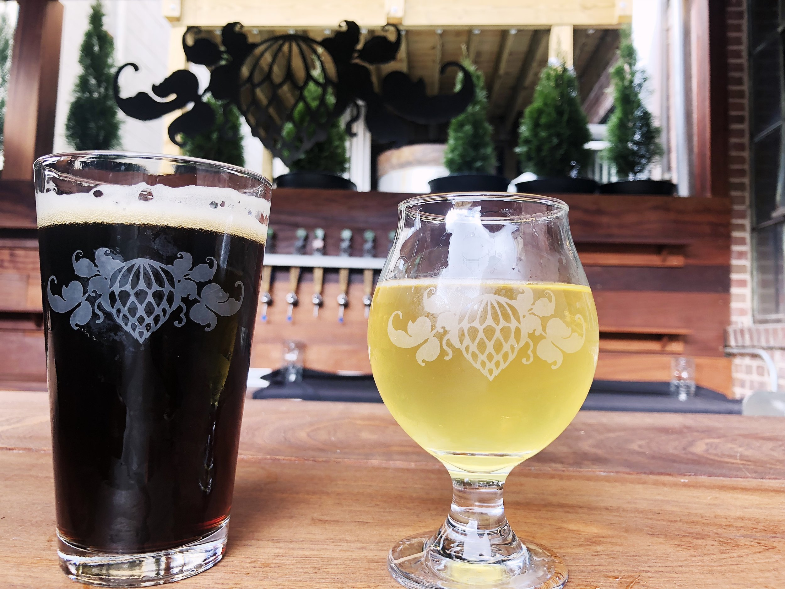 Wicked weed brewery - asheville, nc