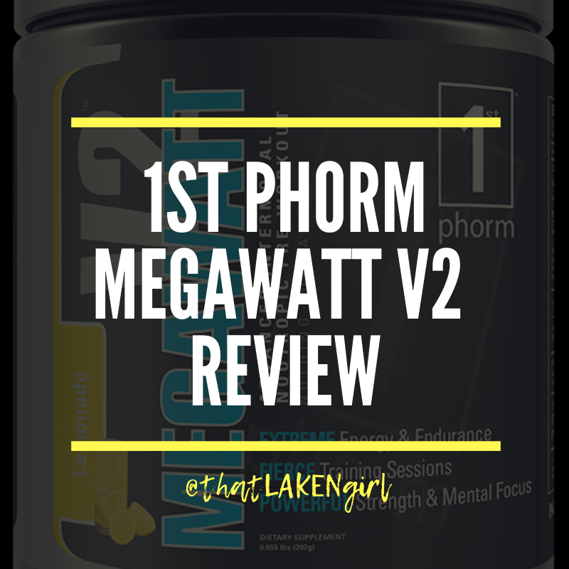 Current Pre-Workout + Review