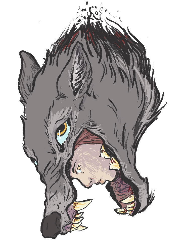 """""""wolf mother,"""" personal"""