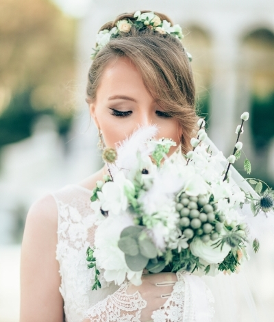 Making every brides dream a reality. Beautiful and happy on your special day.