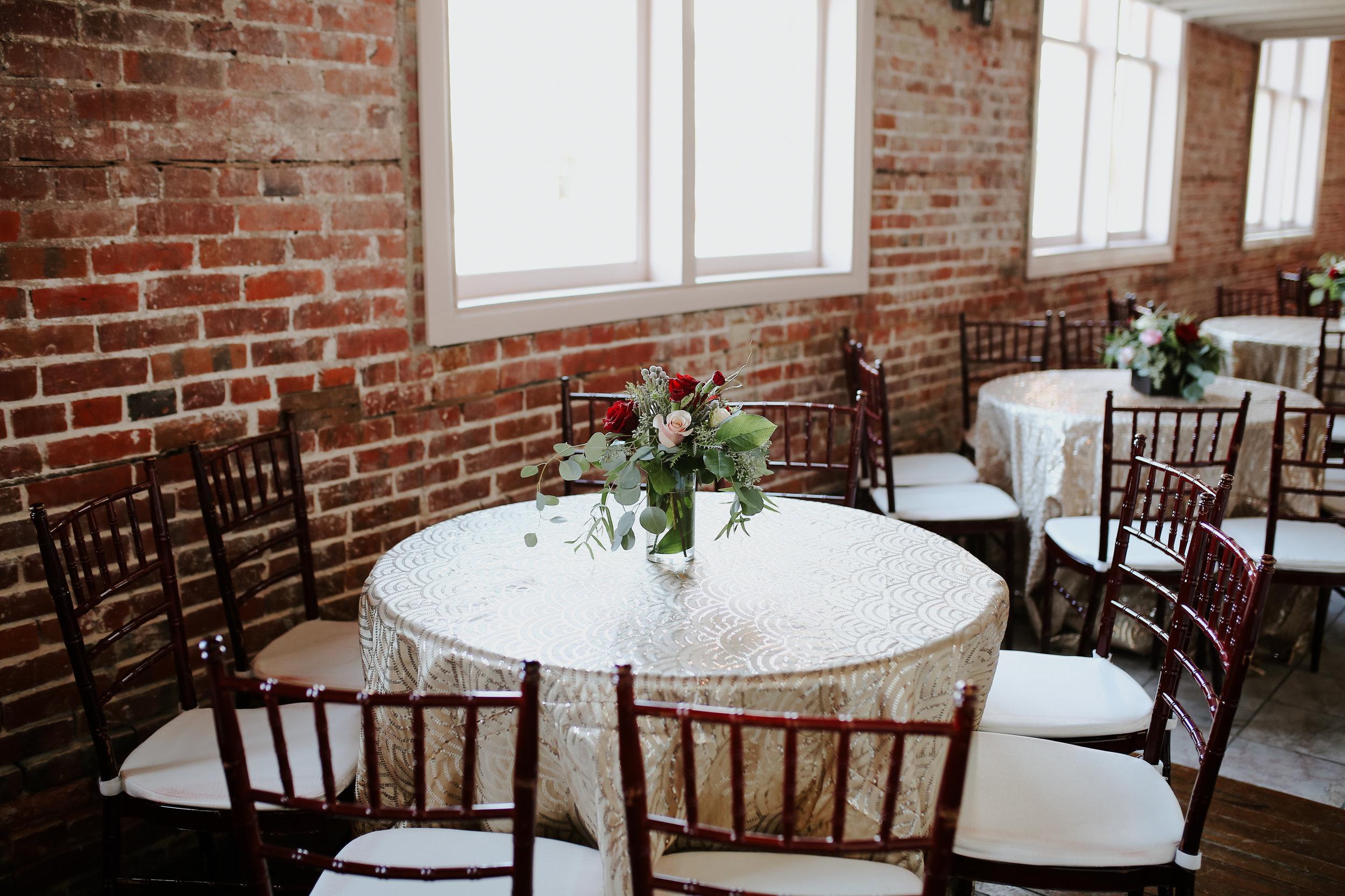 Brick Wedding Venues in Baton Rouge