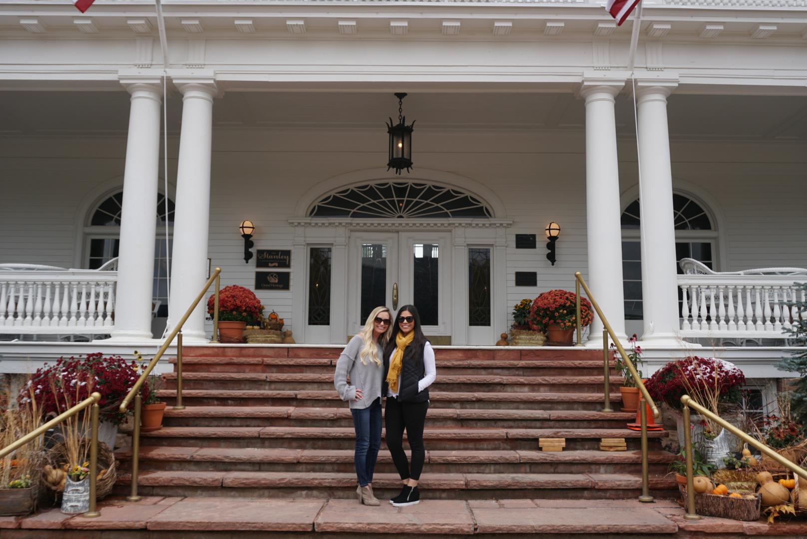 The Stanley Hotel- Estes Park, CO