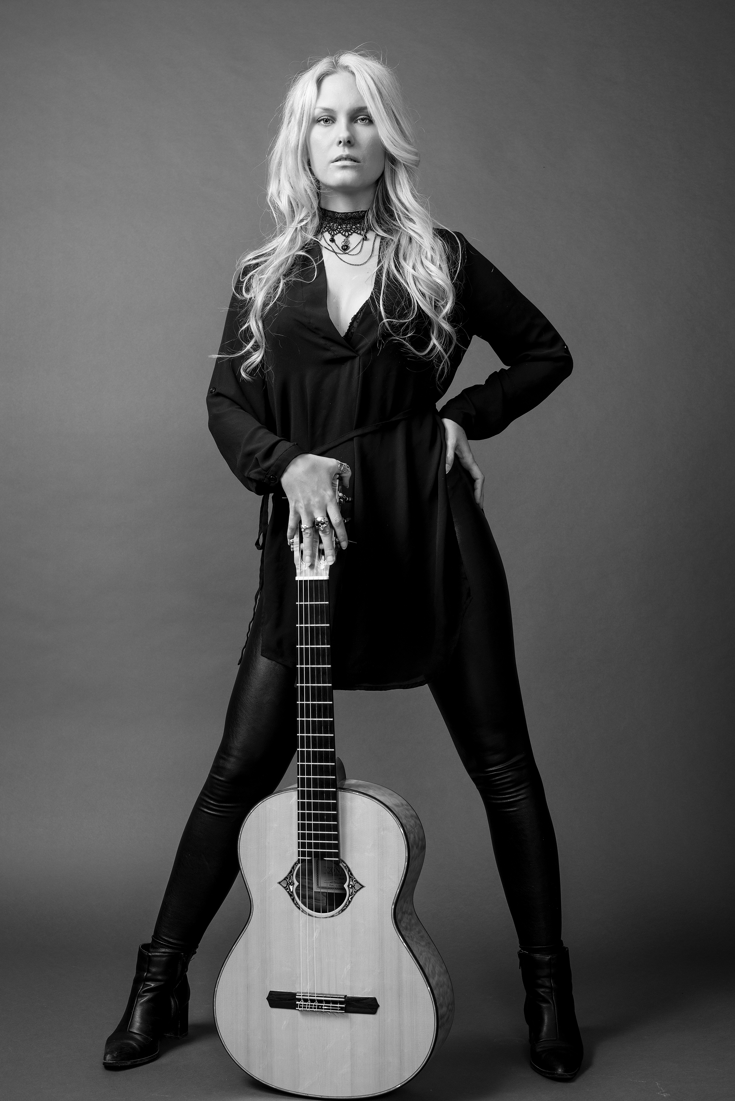 Opening Act - Christina Sandsengen, award-winning classical guitarist, NACC LA Associate member and entrepreneur