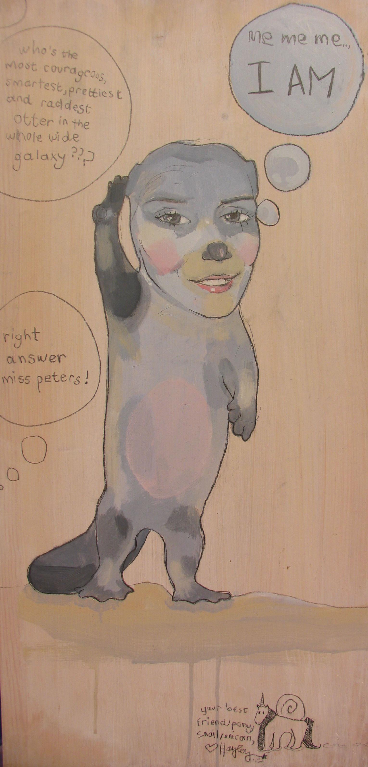 Otter Missy