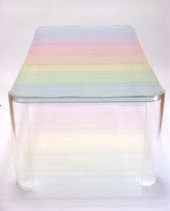 Rainbow Dining Table