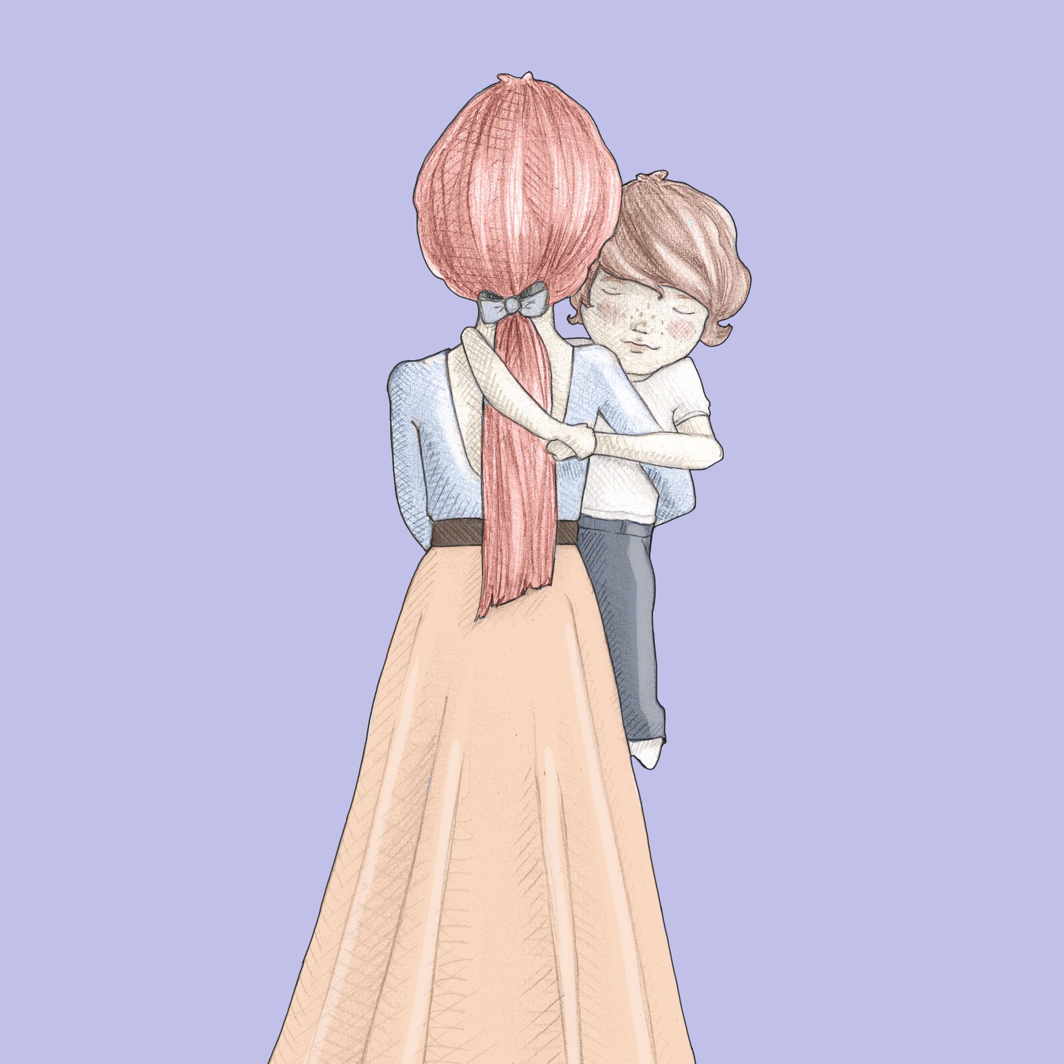 I am a hugger