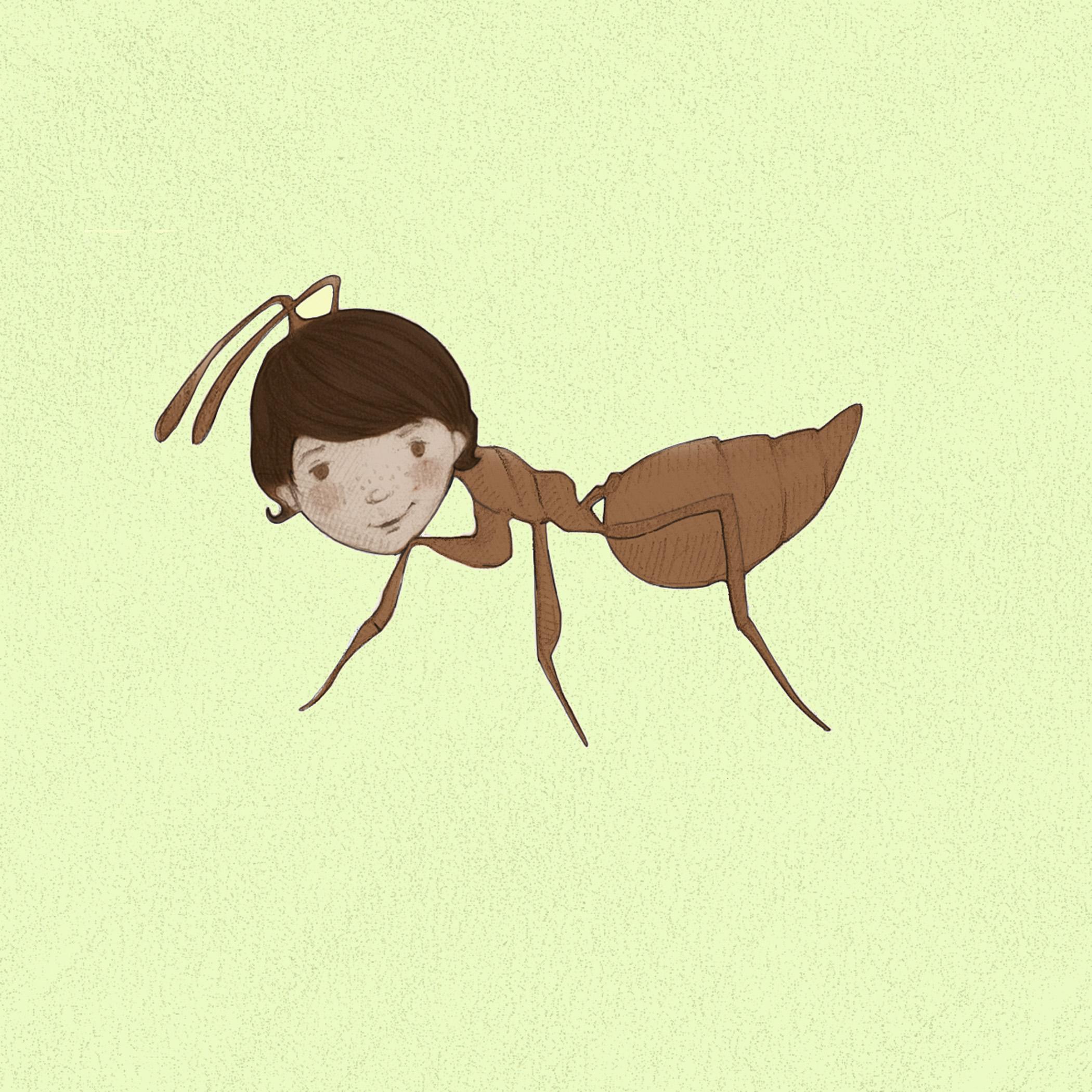I am an ant