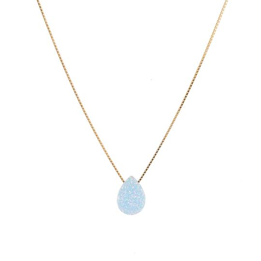 The Opal Drop Necklace