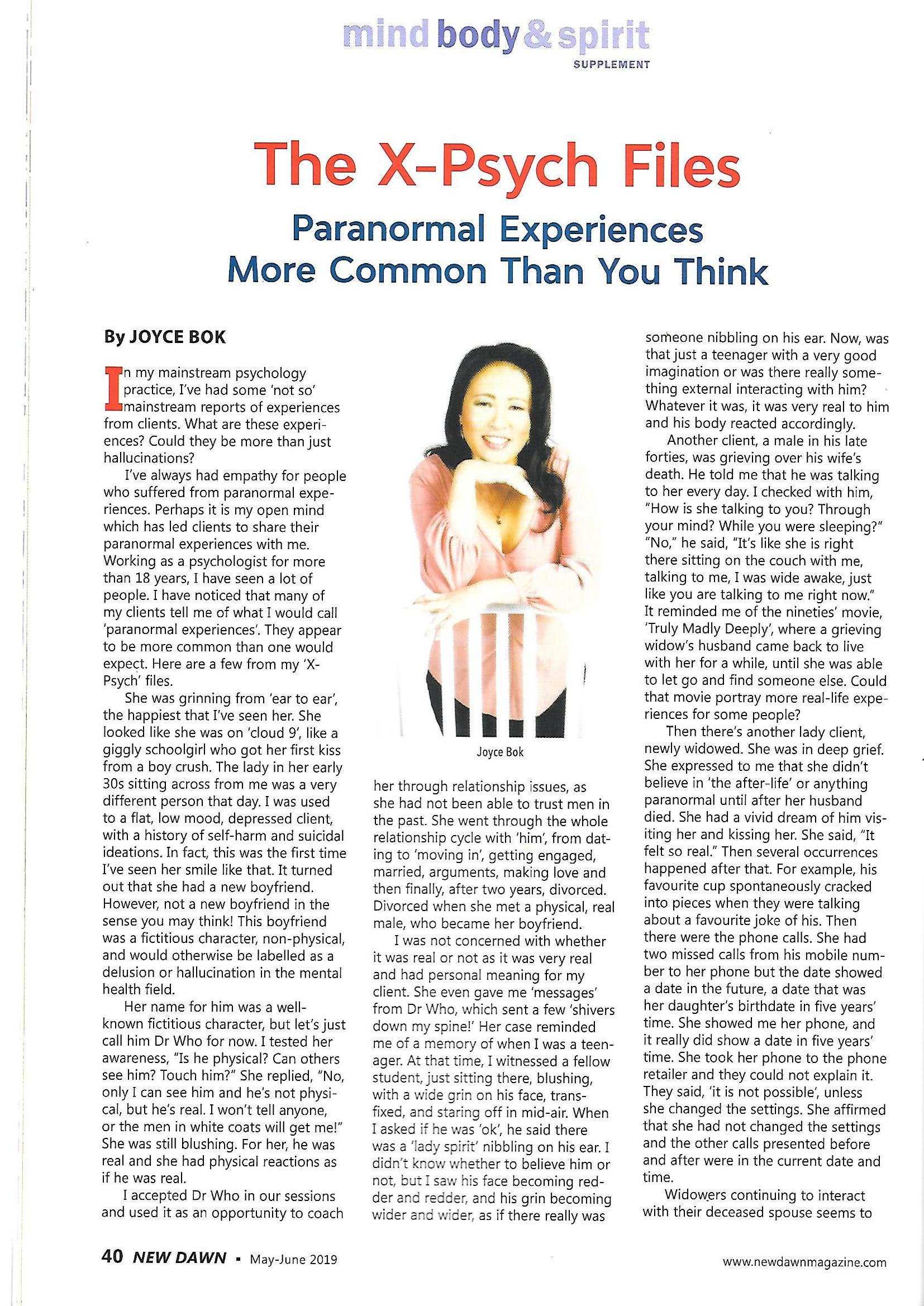 New Dawn article JBOK pg1.jpg
