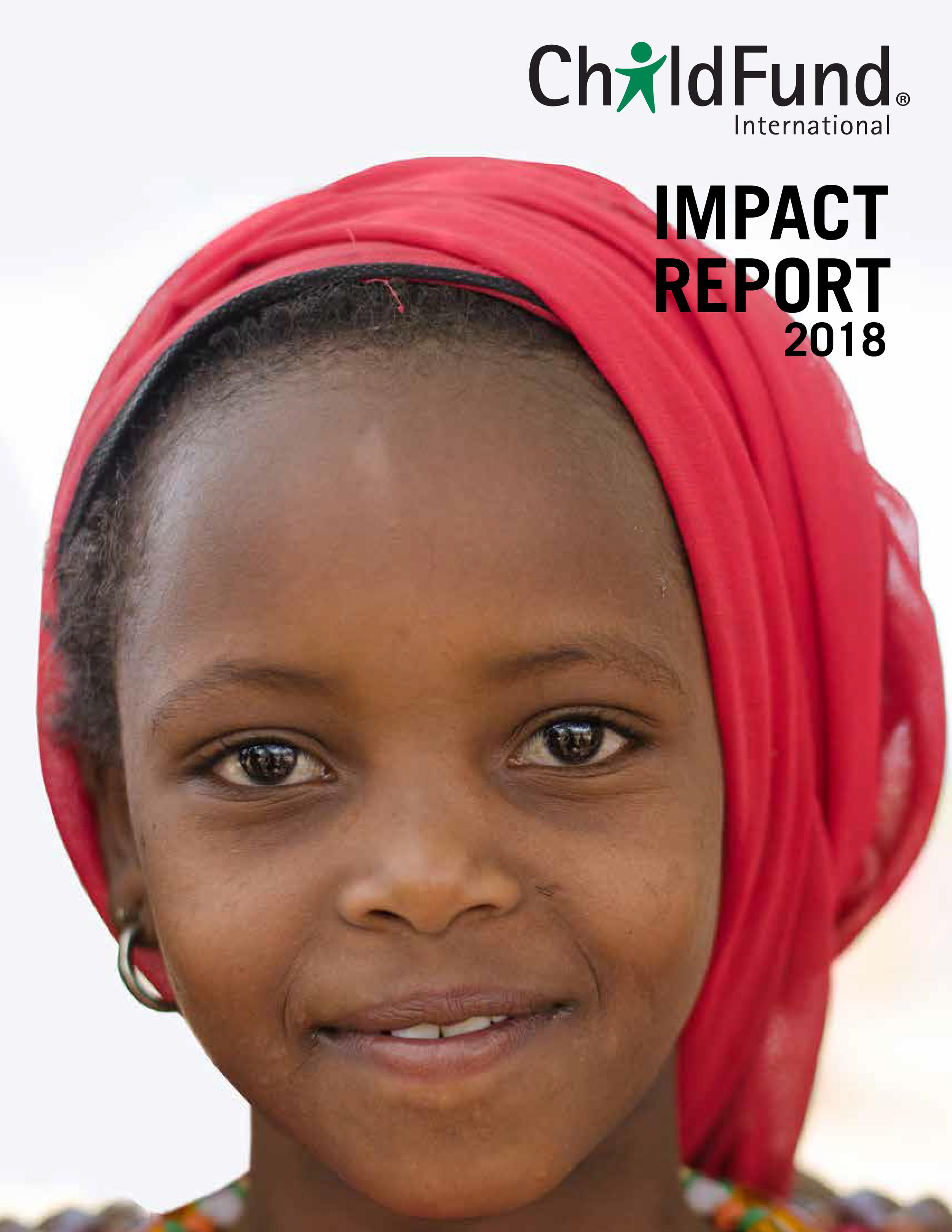 2018 Impact Report    (Digital Version)