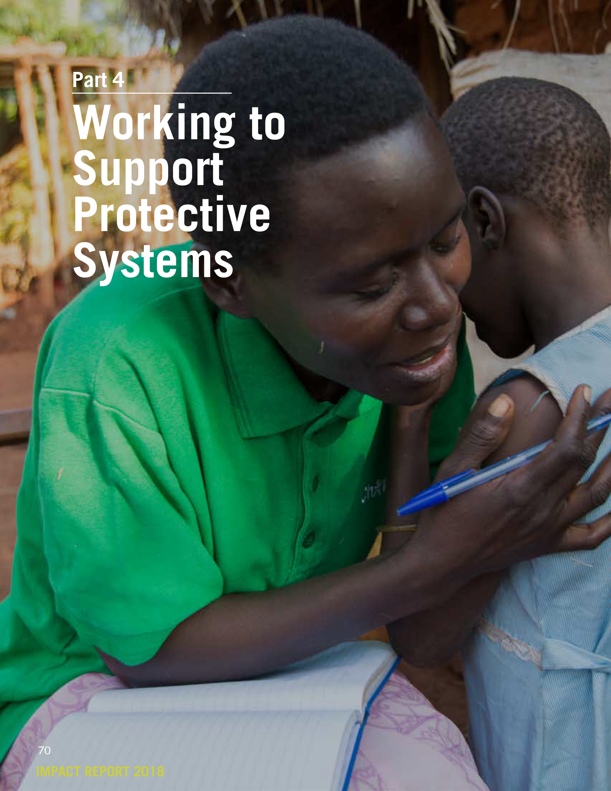 Working to Support Protective Systems    (Print Version)