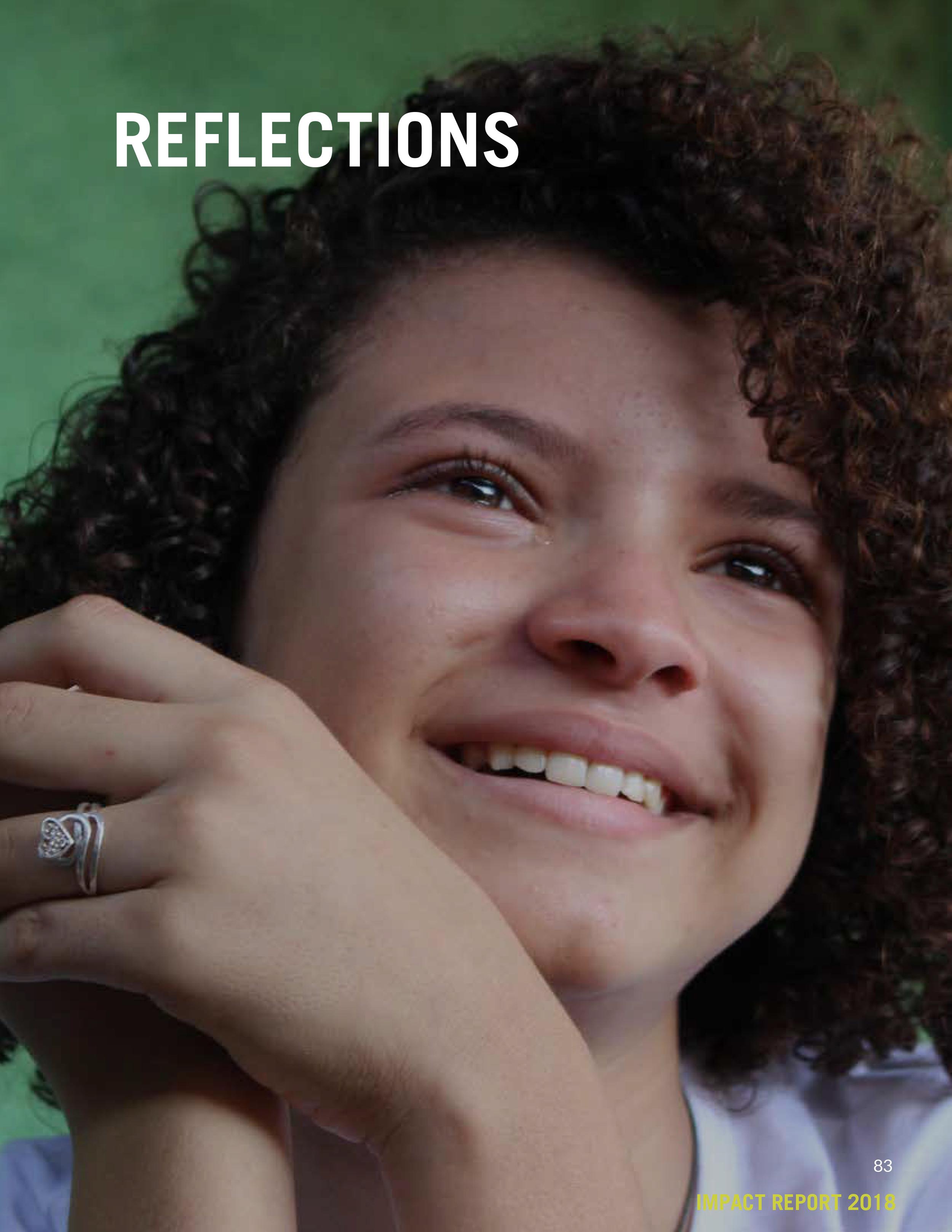 Reflections    (Print Version)