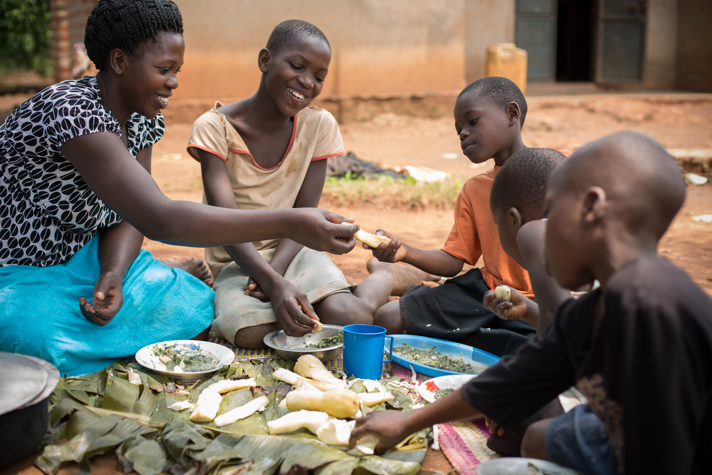 PROTECTIVE SYSTEMS CASE STUDY:  Building a system of care for children in Uganda   (Print Version)