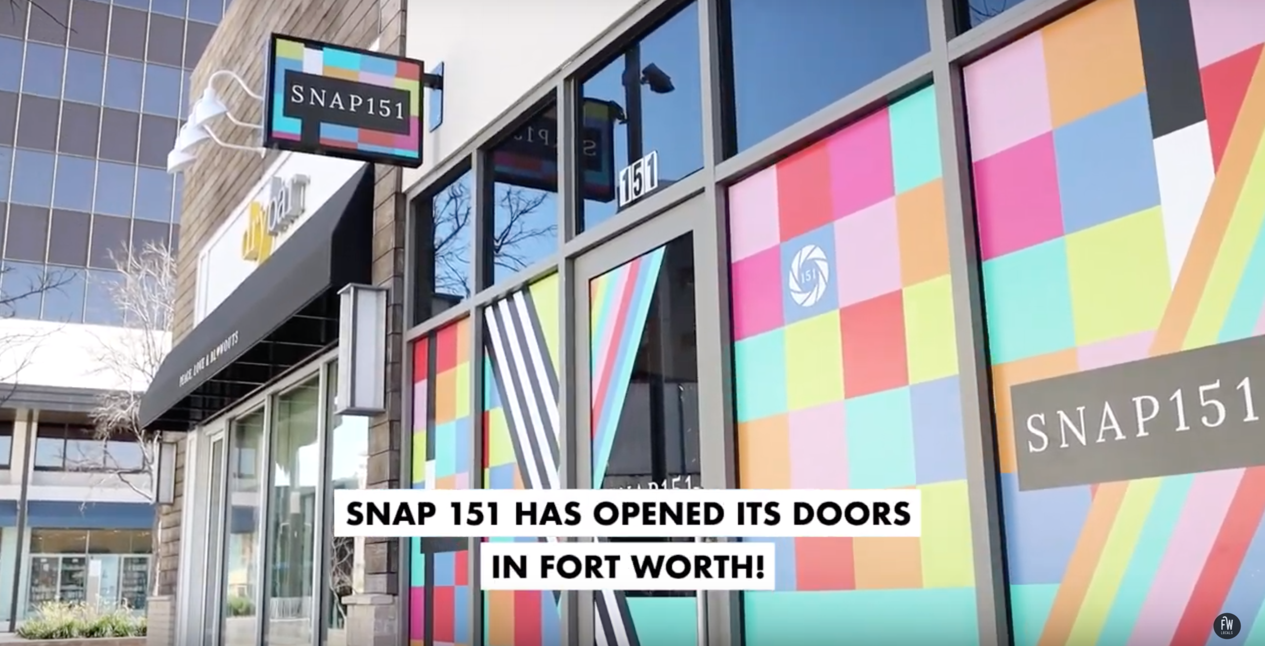 Fort Worth Locals Collab - By: Javier Rodriguez