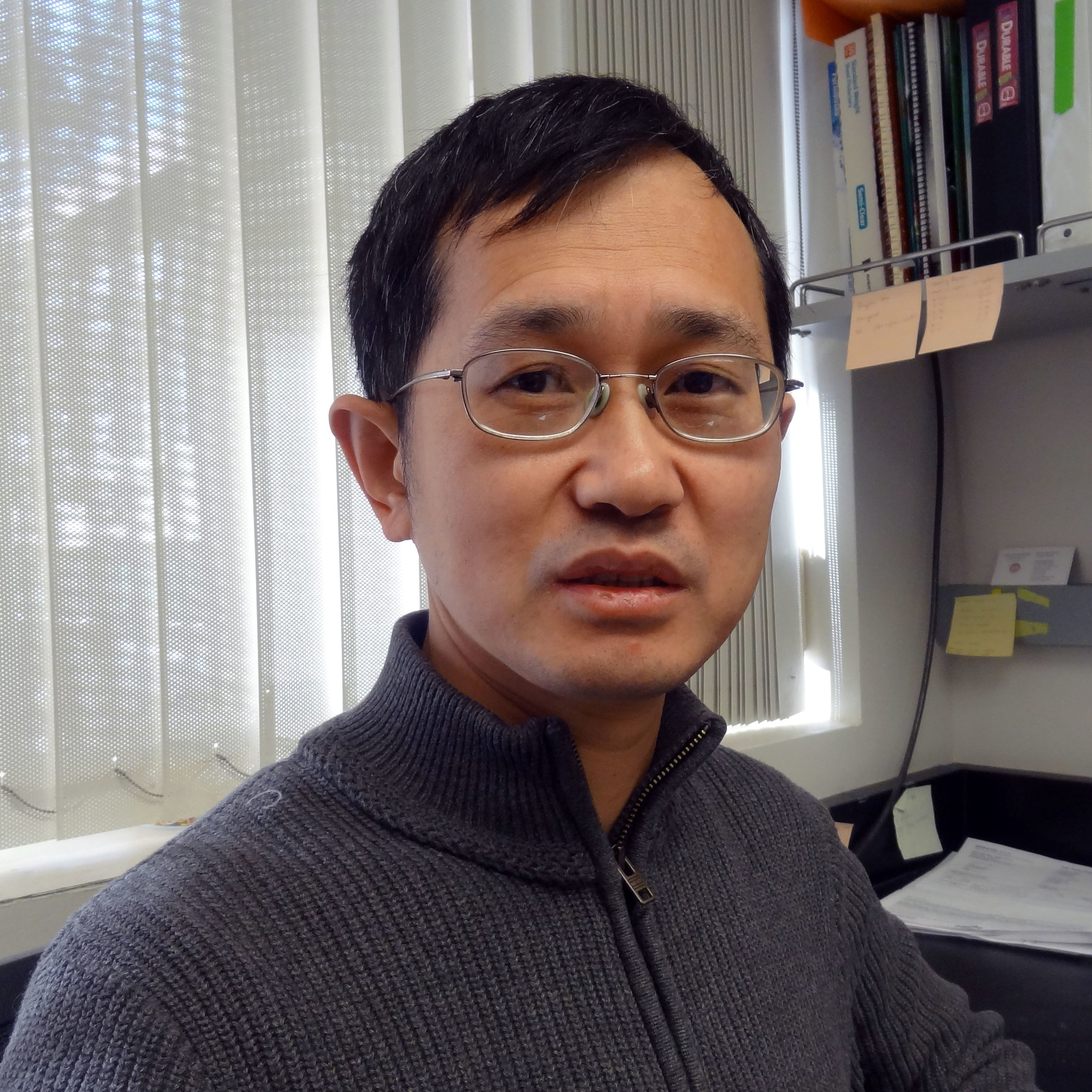 Jimmy Xin Wang, MD, PhD  Chief Technology Officer, Co-founder
