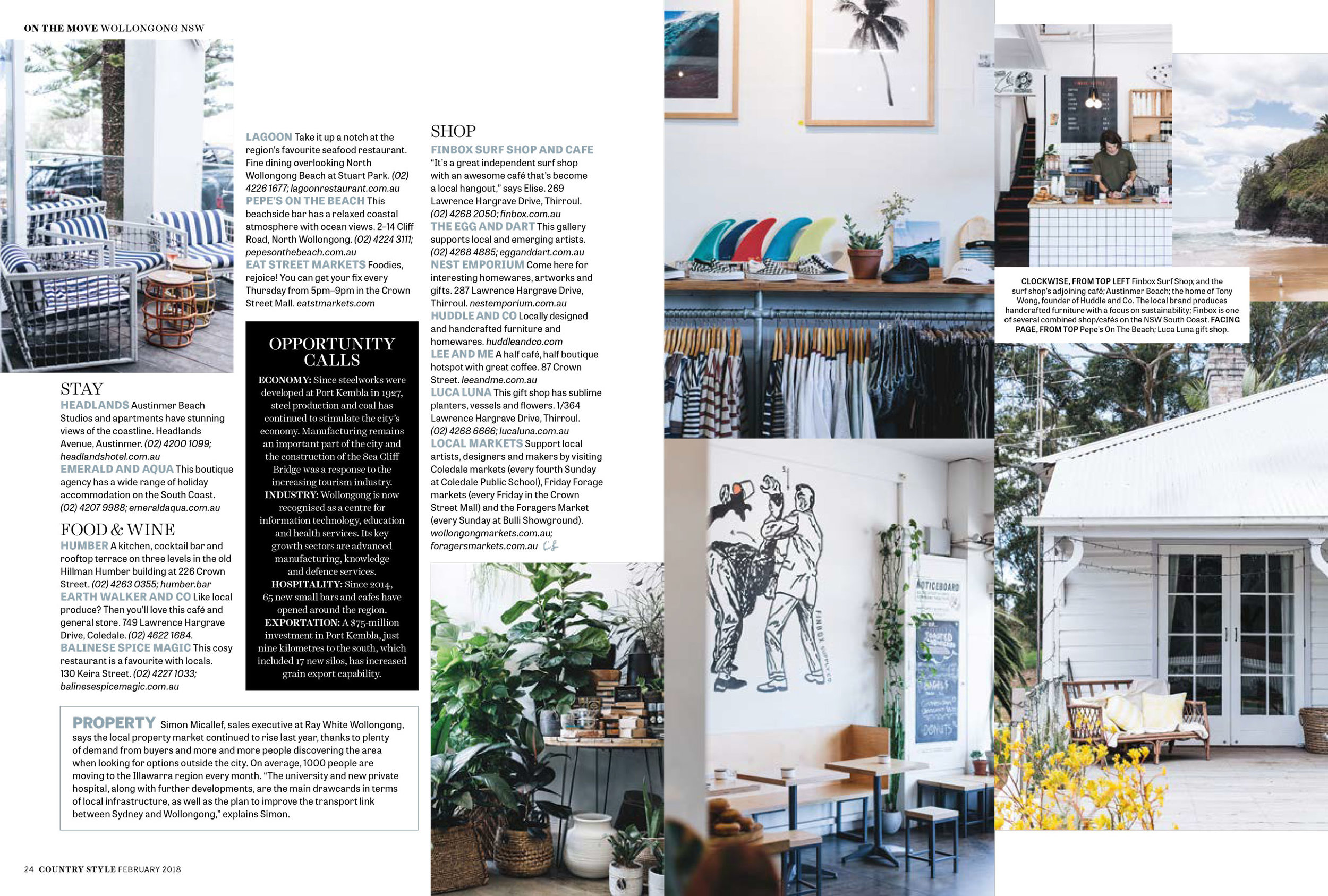 Australian+Country+Style+February+2018+Wollongong+On+the+Move+by+Claire+Mactaggart+2