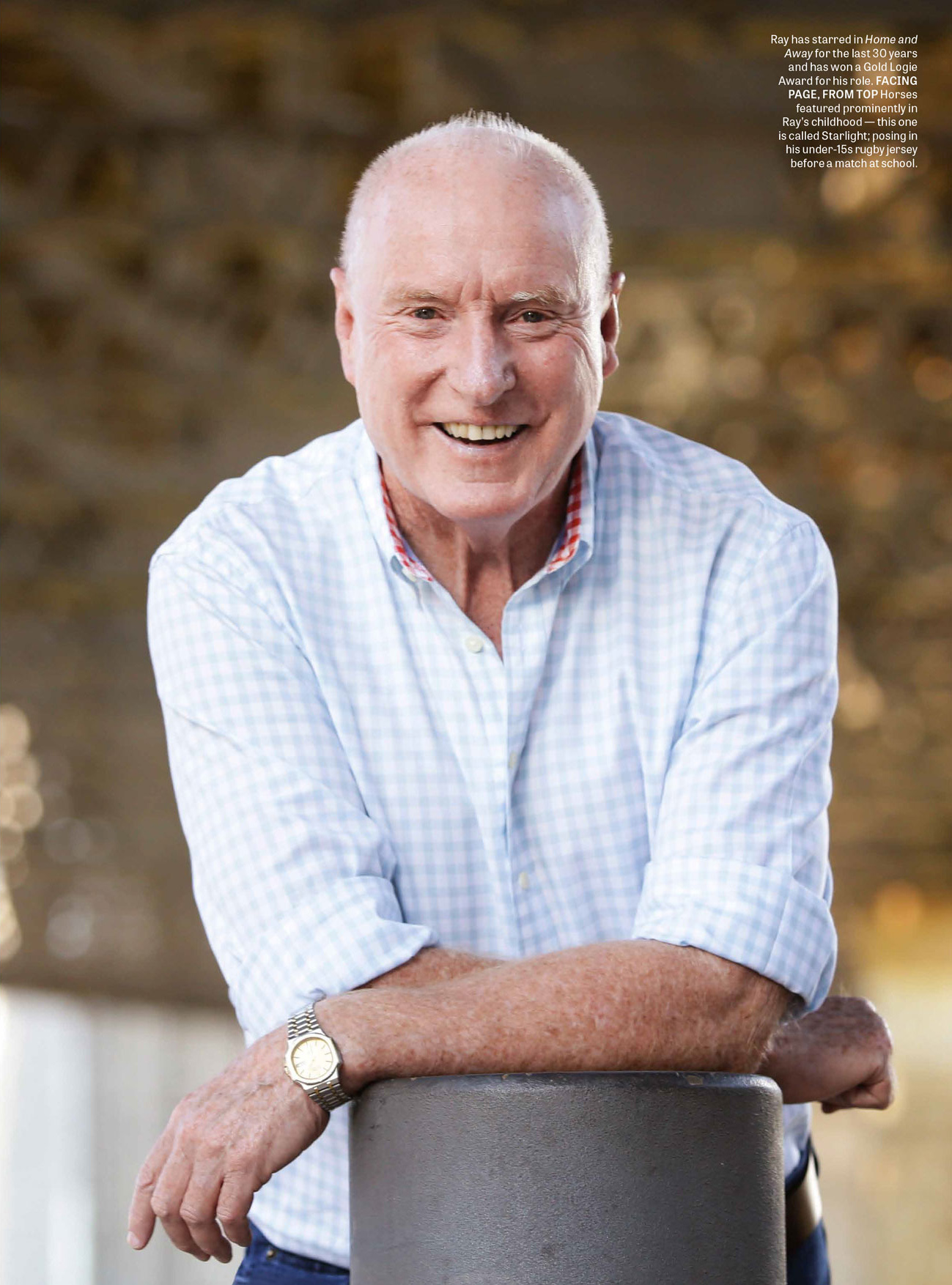 Country Style - July 2018  Ray Meagher