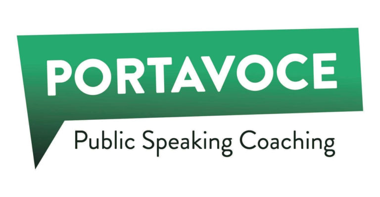 Portavoce offers Public Speaking Coaching