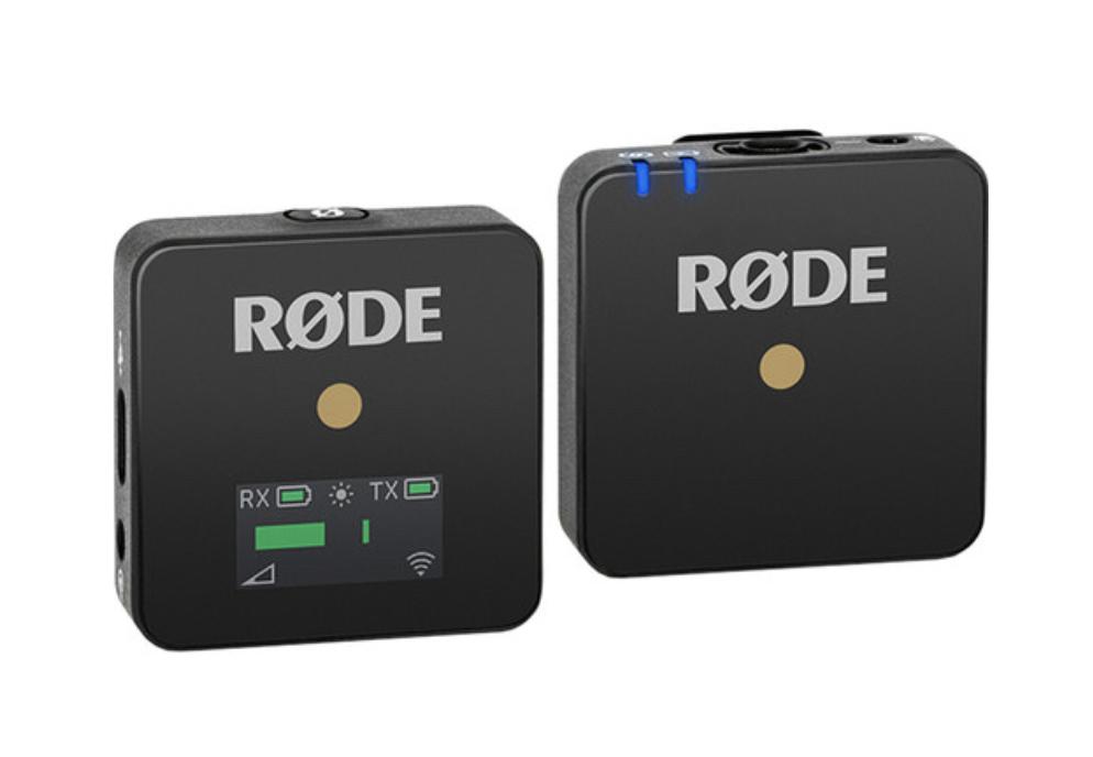 Rode Wireless Go Wedding Videographer