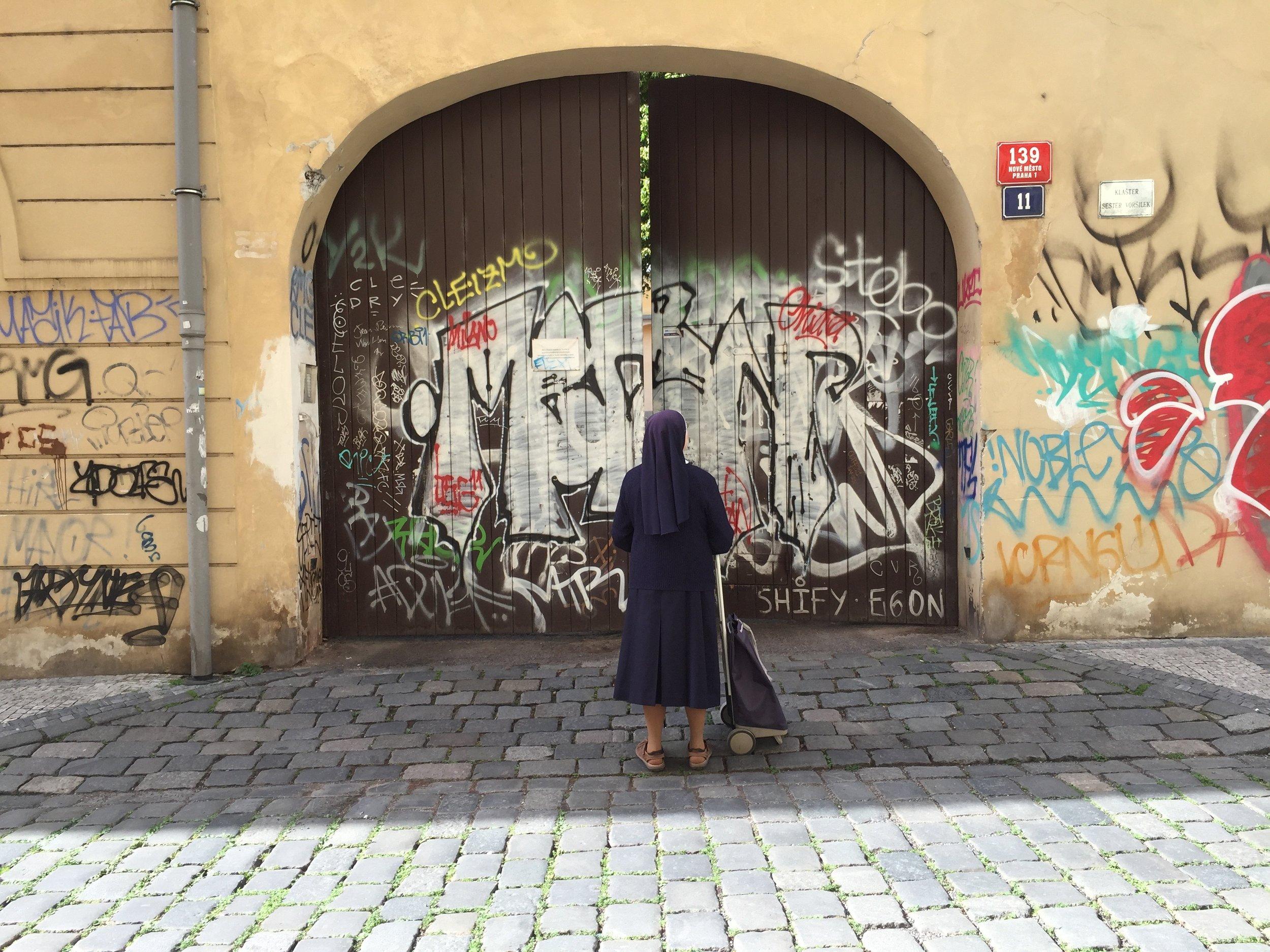 Cosmic Graffiti: An Exploration of Power
