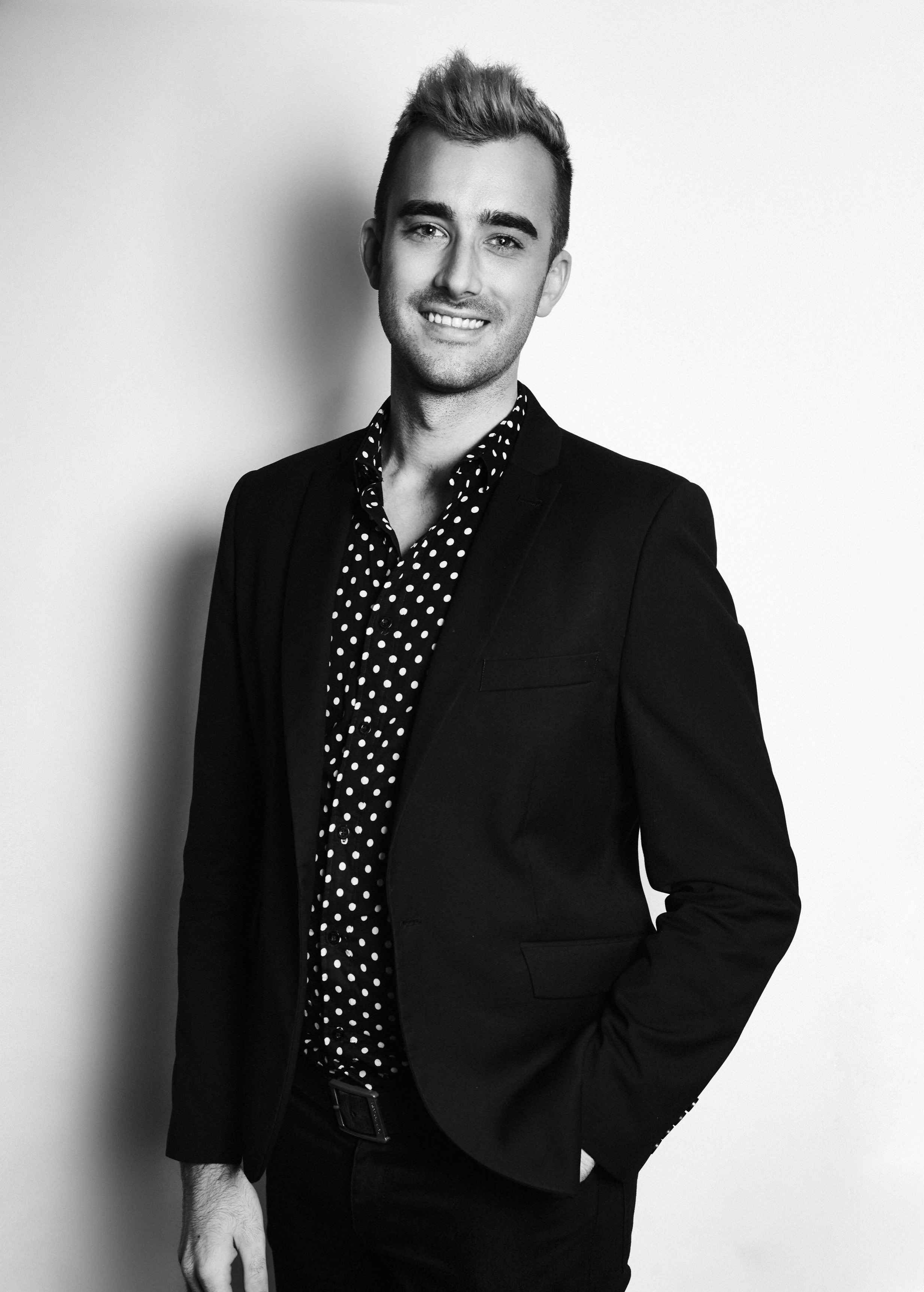 MARCUS SKEGGS  Account Manager
