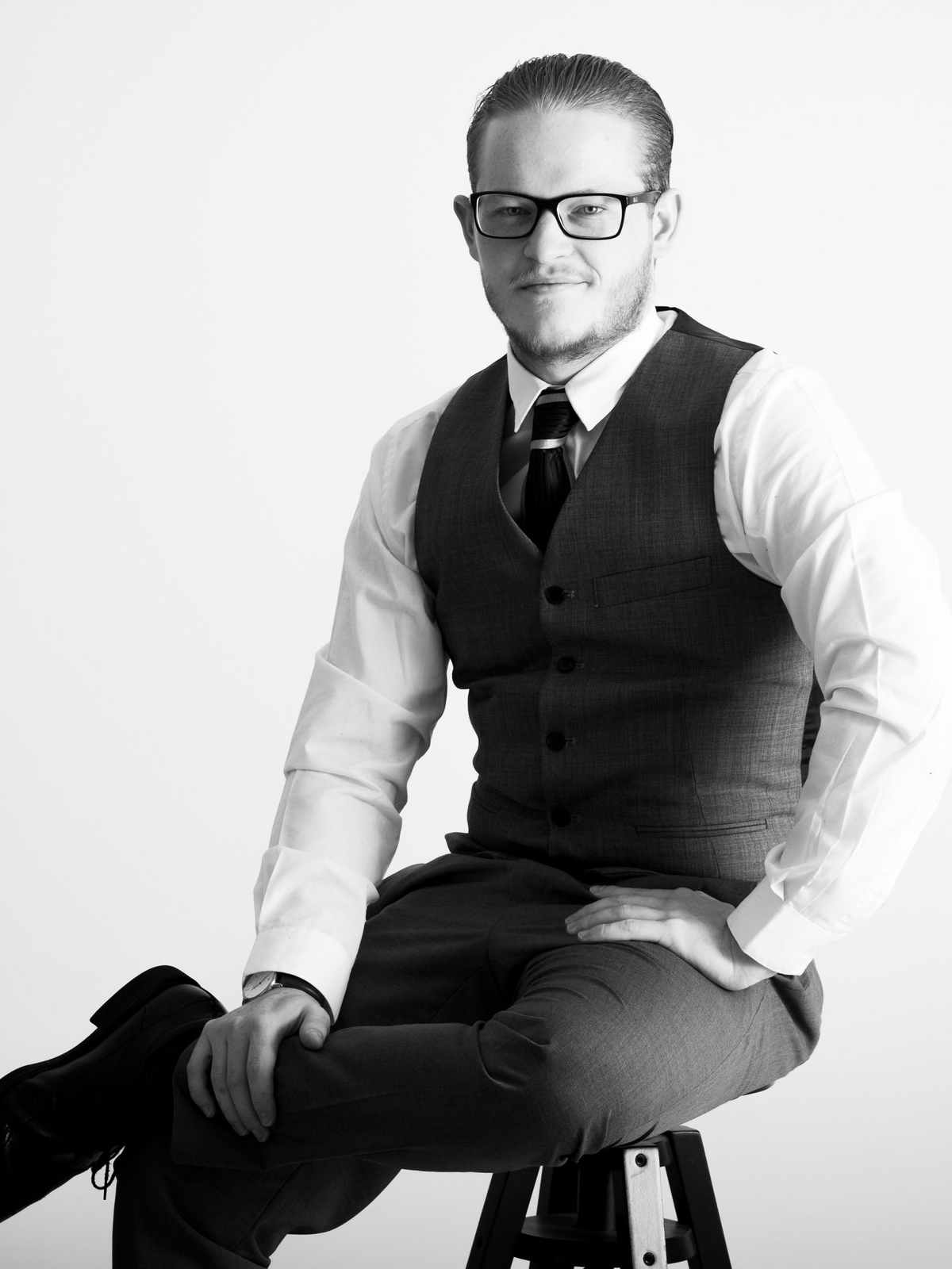 PATRICK MITCHELL  Junior Software Engineer