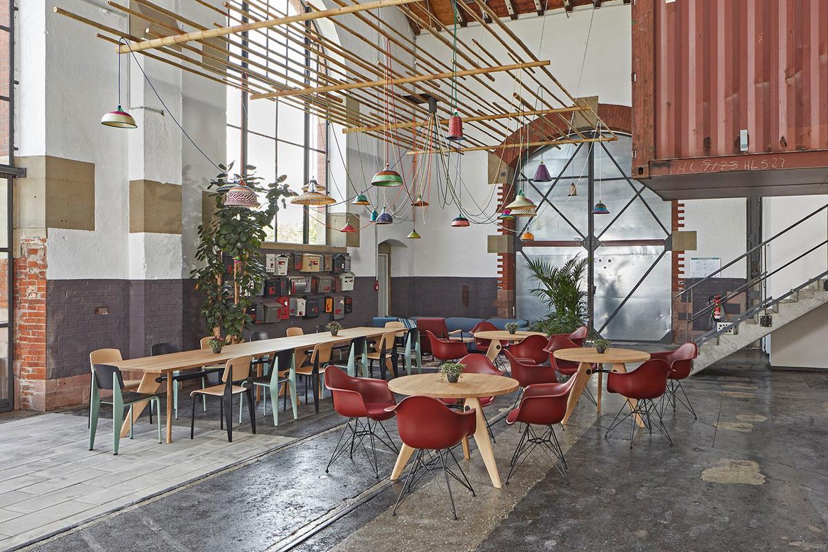 Der Kreativpark - Where the magic happens | Die Community für Startups, Unternehmen, Freelancer und Teams von heute und morgen. Øne Crew, Øne Love, Øne Location!