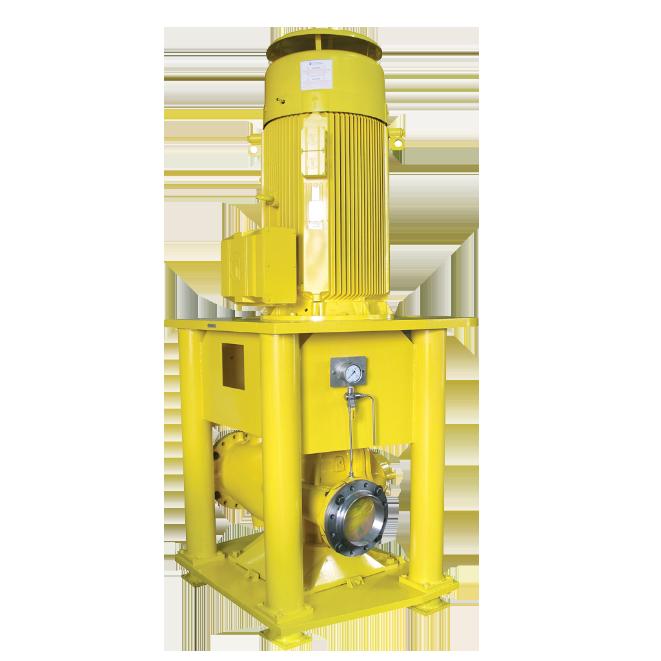 Seawater Lift Pumps -