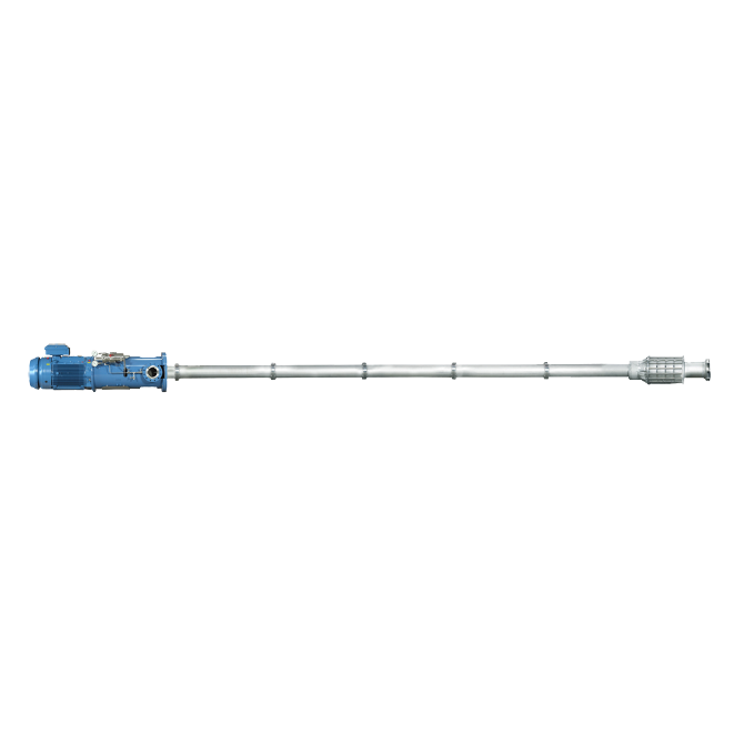 Svanehøj Deepwell Gas Pumps -