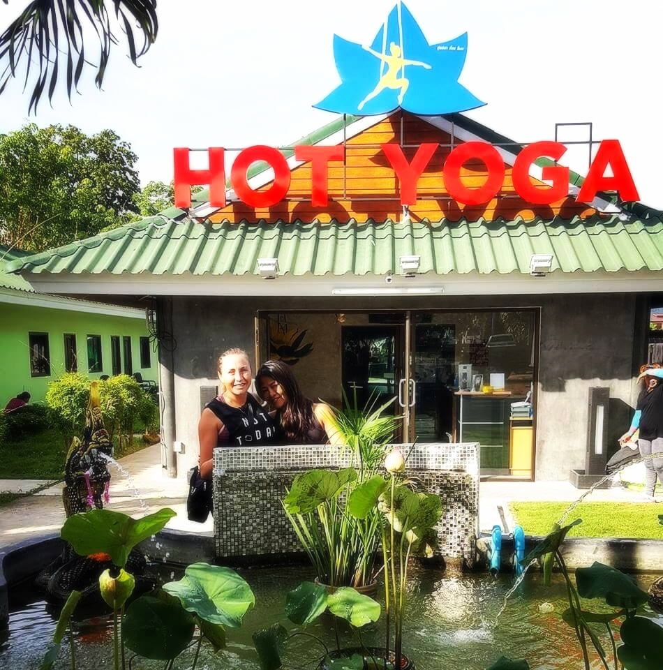 Welcome to 5 Elements Hot Yoga Resort Phuket, in Chalong on The Soi.