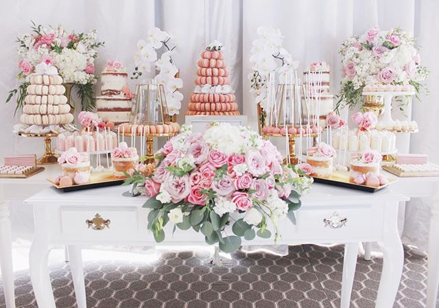 It's always stunning to see our hard work come to life, I hope everyone thoroughly enjoyed it 💕 #eventstyling #wedding #desserts #sweets #sandiego