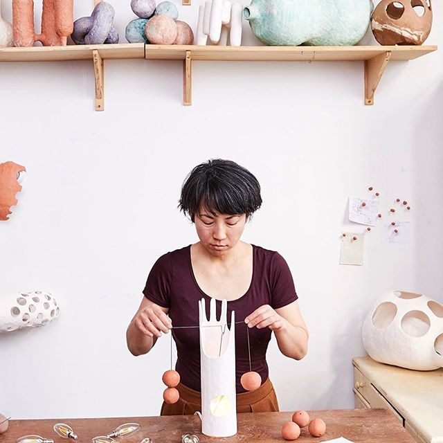 Join me at Brooklyn ceramicist @yuko_nishikawa's studio on Sept 17th 💖 Yuko hosts the monthly Salon at Forest in her Williamsburg studio, inviting a wide range of creatives to talk about their work and process. ⠀⠀⠀⠀⠀⠀⠀⠀⠀ I'll be wearing my business and life coach hat, talking about why I work with designers and artists on marketing AND mindset 🧠 ⠀⠀⠀⠀⠀⠀⠀⠀⠀ RSVP and get details at www.yukonishikawa.com/salonatforest ⠀⠀⠀⠀⠀⠀⠀⠀⠀ @nschinco 📸