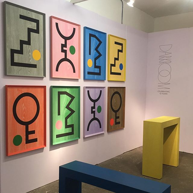 A @londondesignfair favorite: @darkroom_london and their 10th anniversary collection 💖  @l_d_f_official #LDF19 #darkroomlondon #thecreativeedit #seenbycharlene #designlover #londondesignfair #designtourist